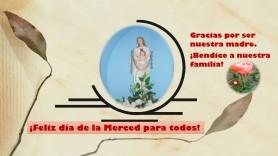 Madre de la Merced nuestra madre