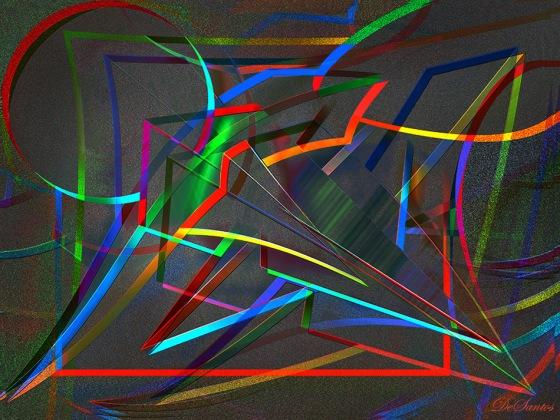 70 - A Wassily Kandinski