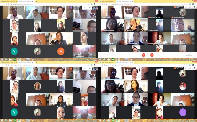 reunión virtual-2020